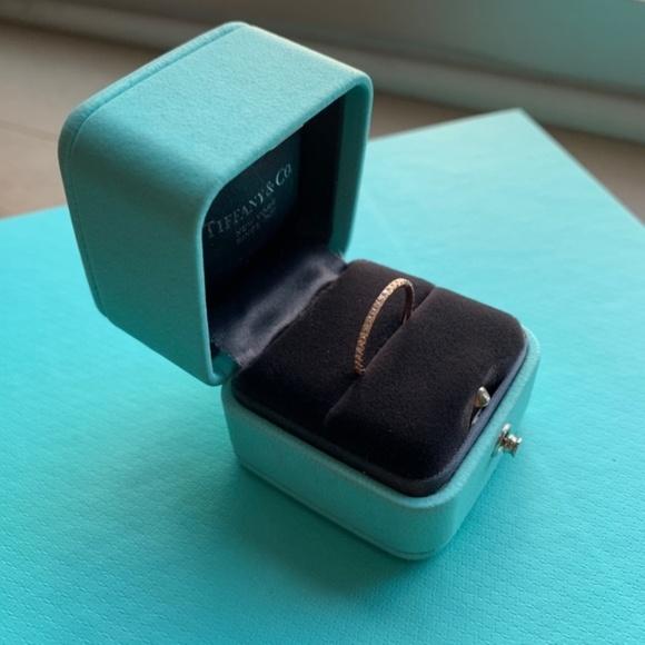 f68d03523 Tiffany & Co. Jewelry | Tiffany Co Diamond Metro Ring | Poshmark
